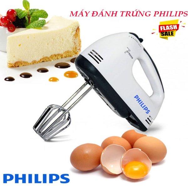 Máy đánh trứng PhiLips- Máy đánh trứng cầm tay 7 CẤP ĐỘ-Dễ dàng tháo lắp Vệ sinh-Bảo hành Trong Vòng 12 THÁNG BỞI SHOP BACK