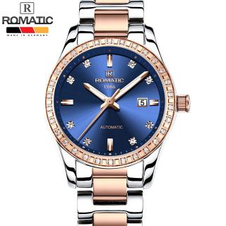 Đồng hồ Nữ ROMATIC 8810 RUBY - Dây Demi Siêu Sang + Tặng Hộp & Pin , Đồng hồ nữ giá rẻ, Đồng hồ nữ thể thao, Đồng hồ nữ kính sapphire, Đồng hồ nữ cao cấp, Đồng hồ nữ chống nước, Đồng hồ nữ đẹp thumbnail