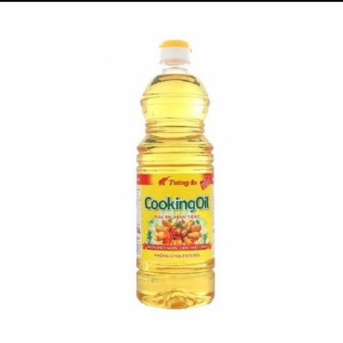 Dầu thực vật Tường An Cooking oil chai 1 lít