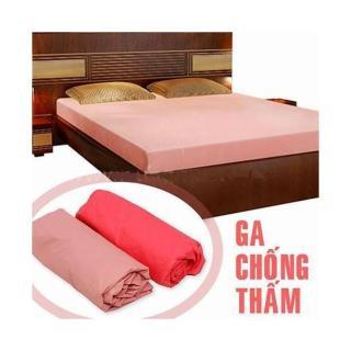 Ga trải giường cao cấp 1M6 x 2m, ga chống thấm 1m6, Chống thấm, thoáng mát - Bền ,Đẹp -ga niệm. Hàng Chất Lượng Cao thumbnail