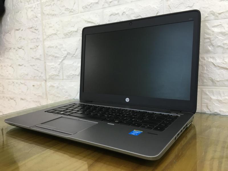 HP Elitebook 840 G1: i5-4300U | RAM 4GB | SSD 128GB | Màn hình 14 inches HD