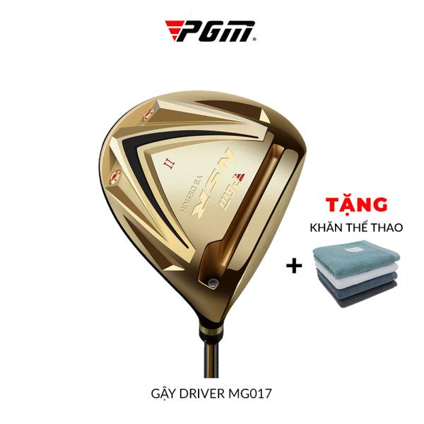 GẬY DRIVER -MG017- PGM TITAN CARBON