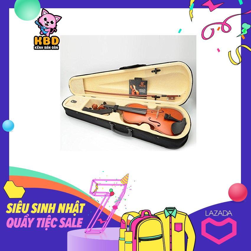 Đàn Violin Cao Cấp Deviser V-30 MB 4/4 Gỗ Vân Sam, Có Thể Gập Nhỏ Lại, Giữ đàn Vững Không Bị đổ Với Giá Sốc