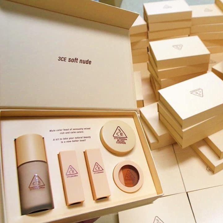 Bộ kit SOFT NUDE KIT nhập khẩu