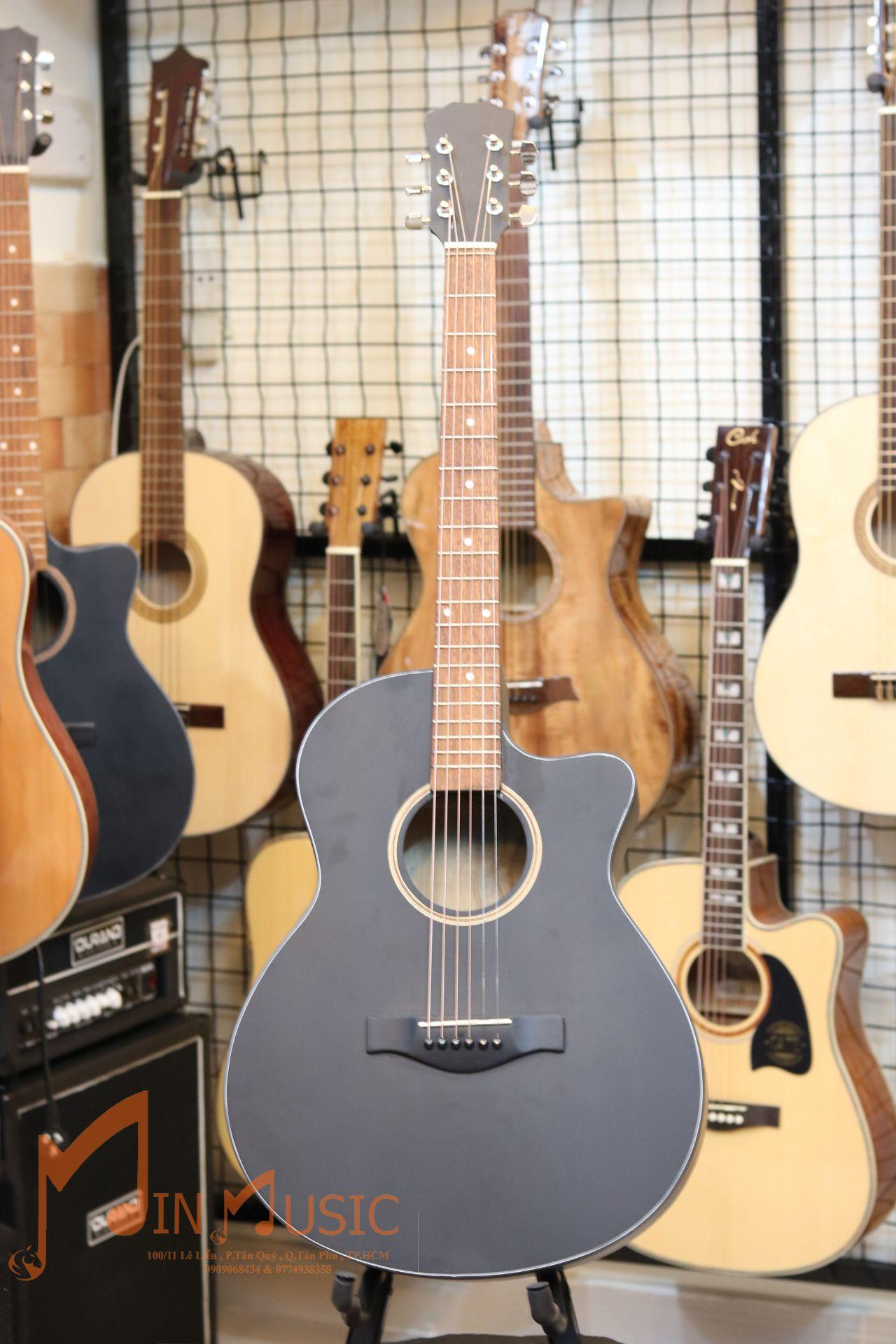 Đàn Guitar Acoustic M300 [Dành Cho Người Mới Tập Chơi] Không Thể Rẻ Hơn tại Lazada