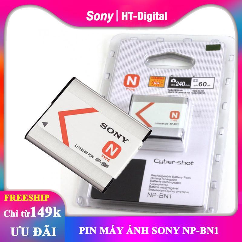 Lazada Khuyến Mãi Khi Mua Pin Máy ảnh Sony NP-BN1