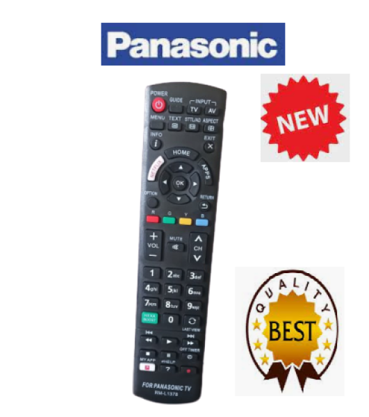 Bảng giá Điều khiển tivi Panasonic RM-L1378. Hàng mới chất lượng