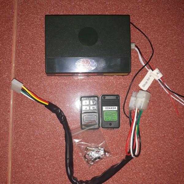 Điều khiển cửa cuốn CH S89 dùng cho mô tơ YH Đài loan và Trung quốc