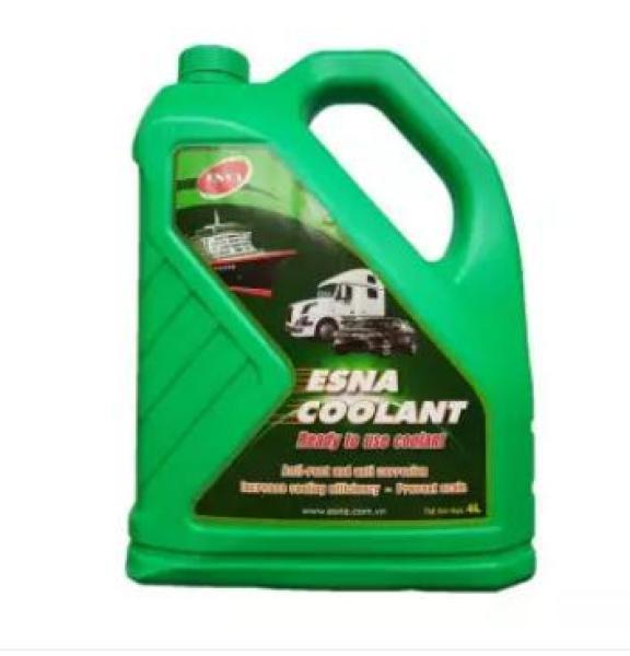 Nước làm mát xe ô tô (màu xanh) Esna Coolant 4L