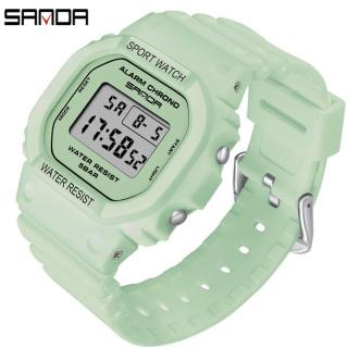 Đồng hồ Nữ thể thao SANDA ERA, Thương hiệu Cao Cấp Của Nhật, Chống Nước Tốt - Đồng hồ nữ thể thao, Đồng hồ nữ chống nước, Đẹp,Sang trọng,Đẳng cấp, Bền, Giá Sốc, Đồng hồ nữ giá rẻ, Đồng hồ nữ thời trang thumbnail