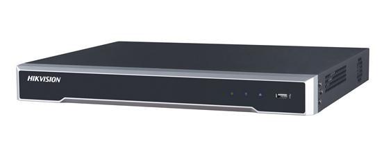 Đầu ghi hình camera IP 4 kênh HIKVISION DS-7604NI-K1 (B) /  DS-7604NI-K1/4P (B)