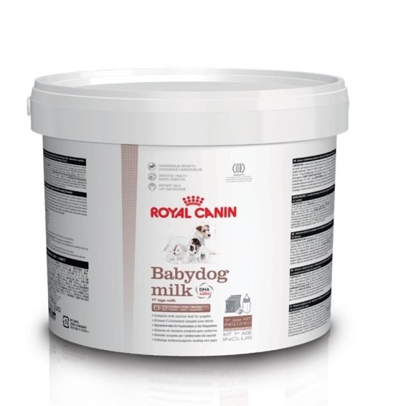 Sữa bột cho chó Royal Canin baby dog milk gói lẻ 400g