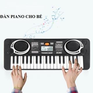 Đàn Piano Cho Bé Đàn Piano Điện Tử 37 Phím Cho Bé Học Âm Nhạc thumbnail
