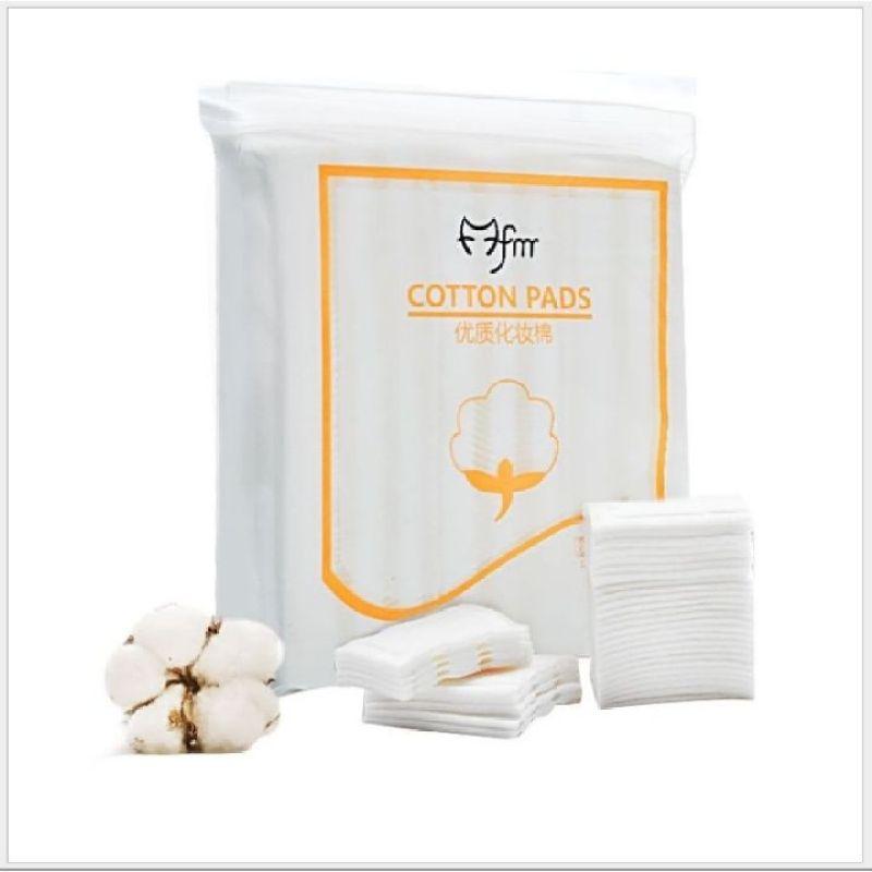 Bông tẩy trang 222 miếng 3 lớp cotton pads [FREESHIP 40K HCM đơn hàng 300k] nhập khẩu