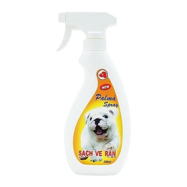 Sạch ve rận Palma Spray 300ml - 300ML