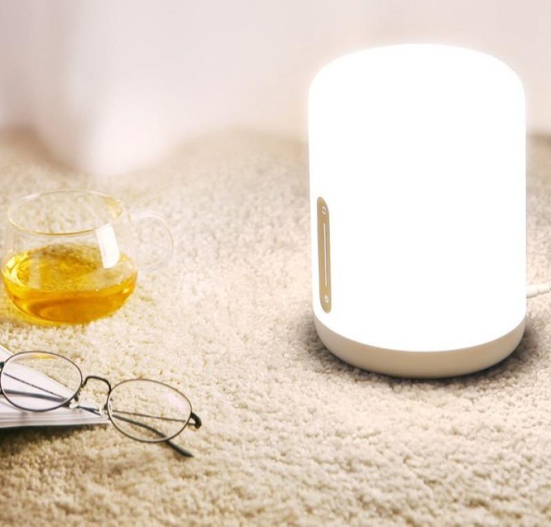 🅲🅷í🅽🅷 🅷ã🅽🅶 ⭐ Đèn Ngủ Thông Minh Xiaomi Mijia Gen 2 Đổi màu đèn WRGB Tăng giảm độ sáng Tắt mở đèn Điều Khiển Qua Điện Thoại