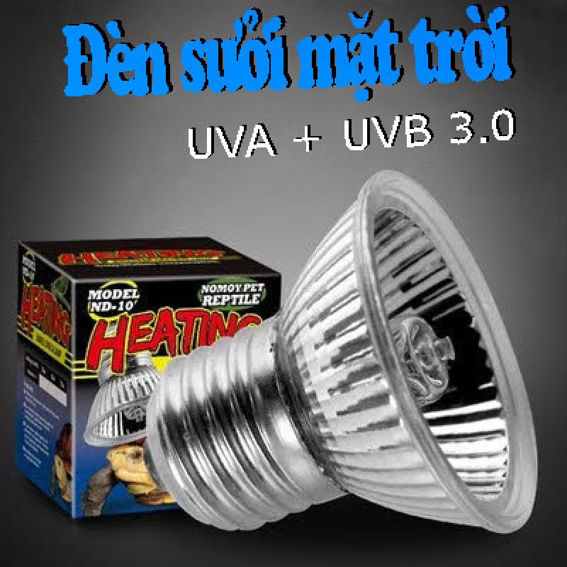 Đèn sưởi UVA + UVB 3.0 cho bò sát nomoy pet