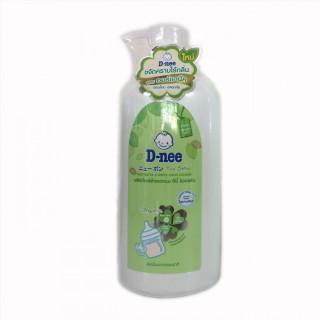 Nước rửa bình sữa rau củ em bé Dnee Organic Thái Chai 620ml thumbnail