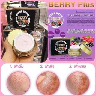 Kem 4k Kem Thoa Nám Berry Plus Thái Lan thumbnail