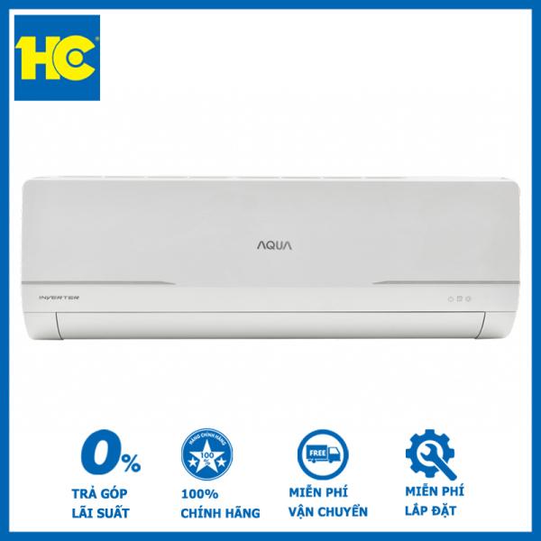 Bảng giá Điều hòa Aqua 1 chiều Inverter 16600 BTU AQA-KCRV18WNM - Miễn phí vận chuyển & lắp đặt - Bảo hành chính hãng