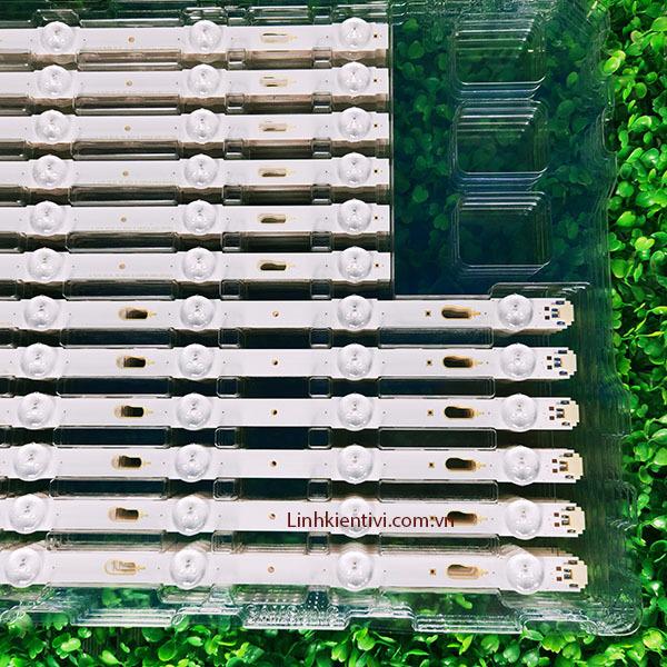 Bảng giá Đèn led tivi samsung UA55ku6000