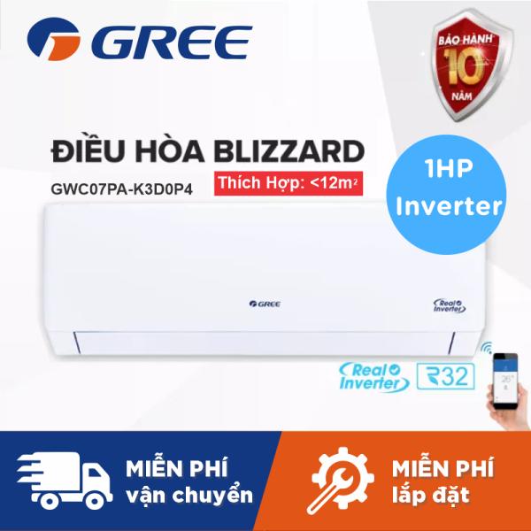 Bảng giá Máy Lạnh GREE PULAR 0.8HP Inverter - Phù Hợp Phòng 12m2 Hoặc 35m3