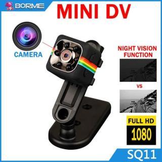 Camera giám sát, Camera hành trình xe máy full HD 1080, camera hành trình mini giá rẻ SQ11 Dũng thumbnail