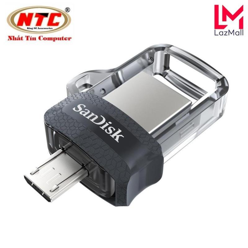 Bảng giá USB OTG SanDisk Ultra 256GB Dual Drive m3.0 (Bạc) Phong Vũ