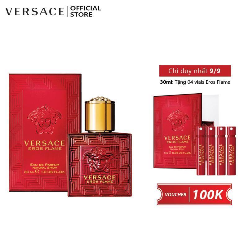 Nước hoa Versace Eros Flame EDP