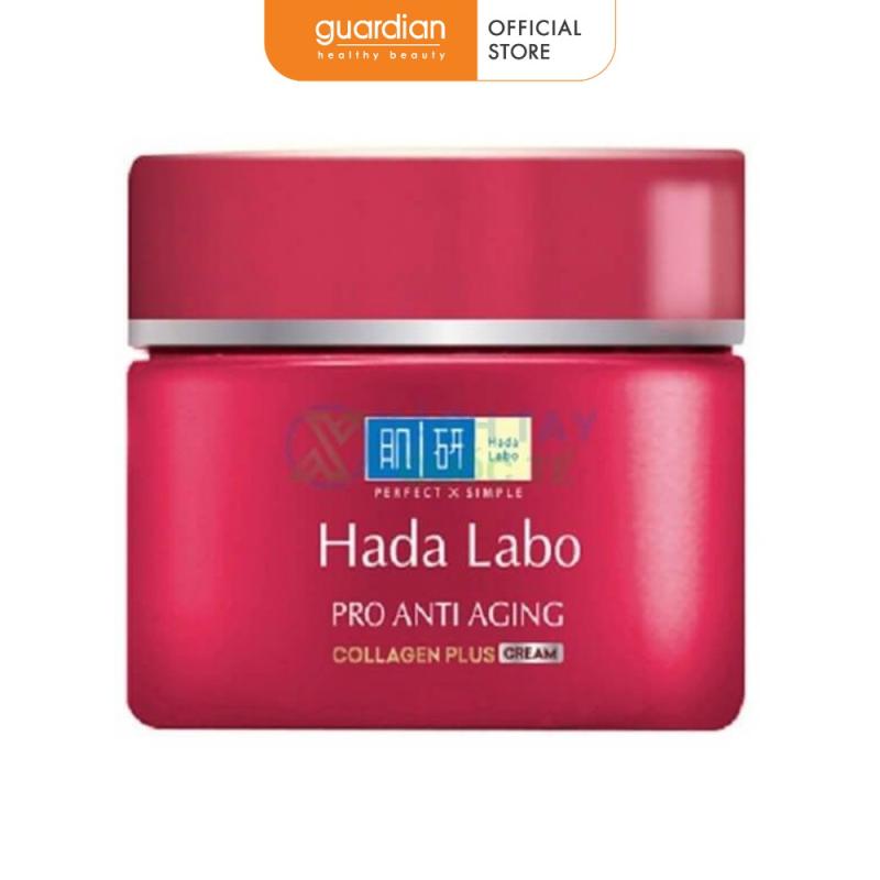 Kem Dưỡng Chuyên Biệt Chống Lão Hóa Hada Labo Pro Anti Aging Plus Cream (50g) giá rẻ