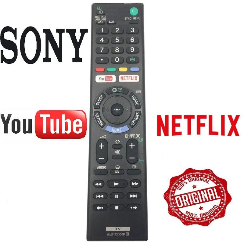 Bảng giá Remote Tivi Sony Điều Khiển Tivi Sony Smart  Youtube - Netflix