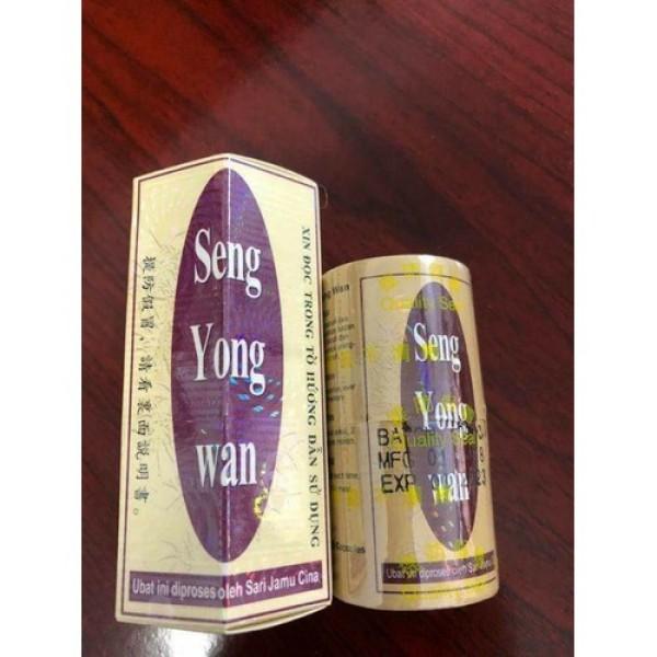 SÂM NHUNG HOÀN SENG YONG WAN hỗ trợ tăng cân hiệu quả giá rẻ