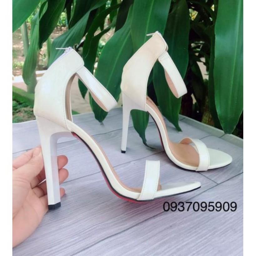 ( Hình Thật ) Sandan Cao Gót Vuông 11P - VNXK Cao Cấp - Full Size 34-40 giá rẻ