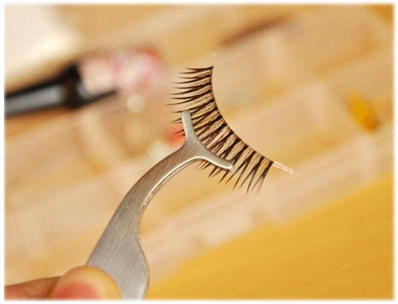 Nhíp gắp lông mi giả tốt nhất