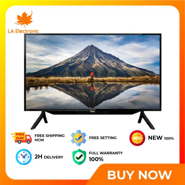 Bảng giá Trả Góp 0% - Smart Tivi Sharp 42 inch 2T-C42BG1X - Miễn phí vận chuyển HCM