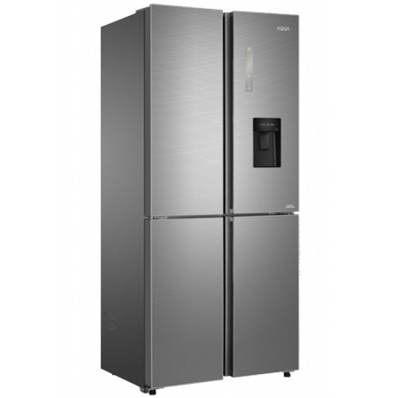 Tủ lạnh Aqua Inverter 456 lít AQR-IGW525EM GD Miễn phí giao hàng Hà Nội