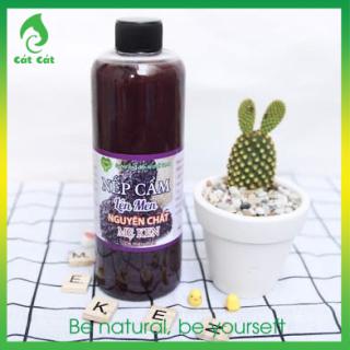 Nếp cẩm lên men nguyên chất Mẹ Ken uống bổi bổ sau sinh, bổ máu, lưu thông khí huyết, phục hồi năng lượng, tốt cho sức khỏe và tiêu hóa (500ml) thumbnail