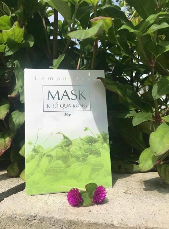 Mặt Nạ Khổ Qua Rừng Lemon Mask nhập khẩu