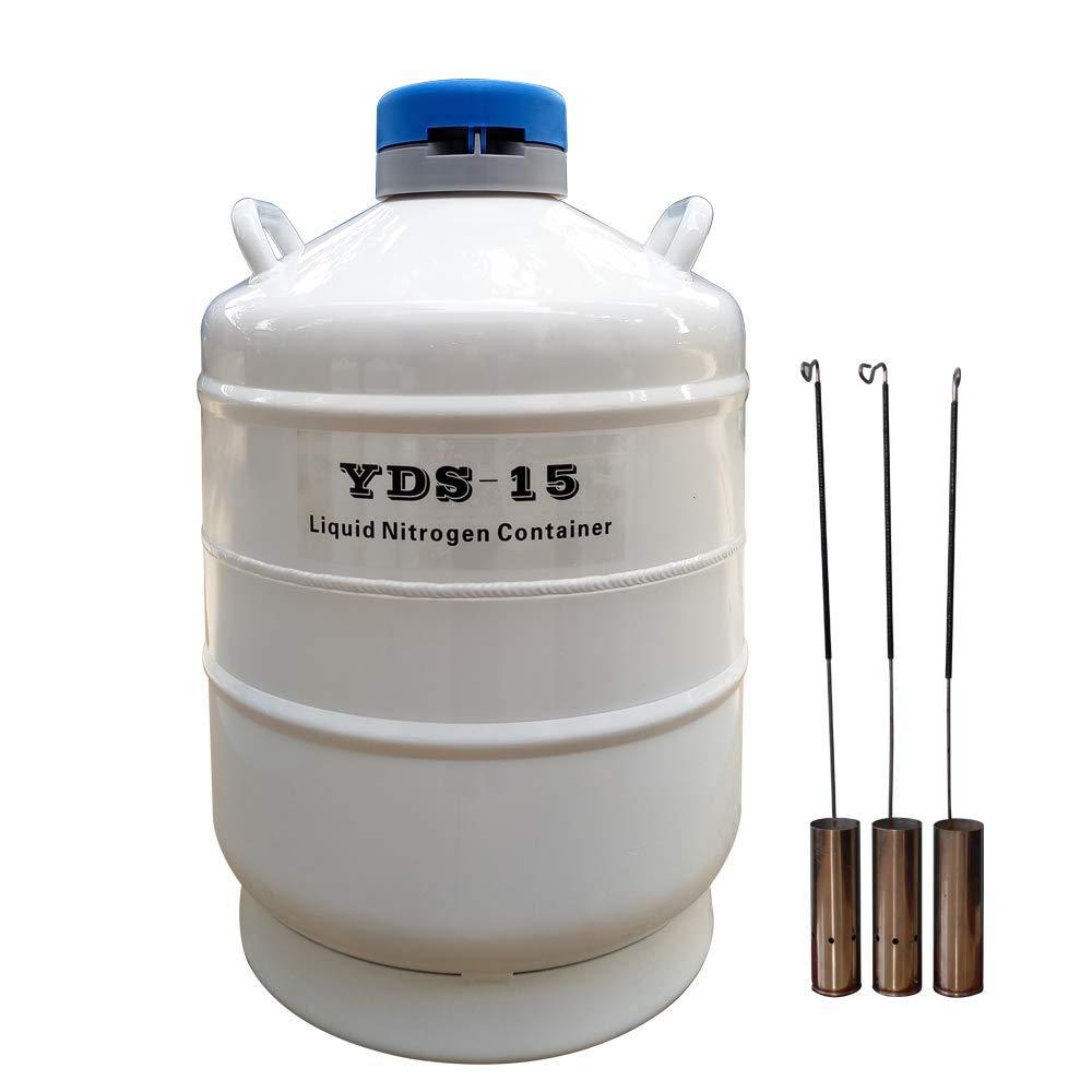 Vỏ bình nito lỏng YDS 15 lít