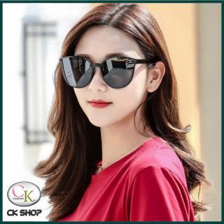 Kính mát nữ - Bảo hành 12 tháng - Mắt kính nữ thời trang - Kính mát nữ chống tia UV - Mat kinh nu thoi trang thumbnail