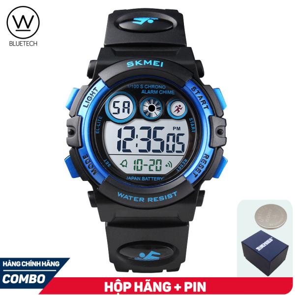 Đồng hồ Trẻ em SKMEI 1451 điện tử Đèn LED nhiều màu sắc bán chạy
