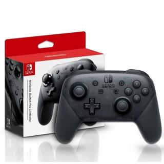 [Nhập mã EXCLUSIVE giảm 10%] Tay cầm chơi game Nintendo Switch Pro Controller - Cam Kết Chính Hãng thumbnail