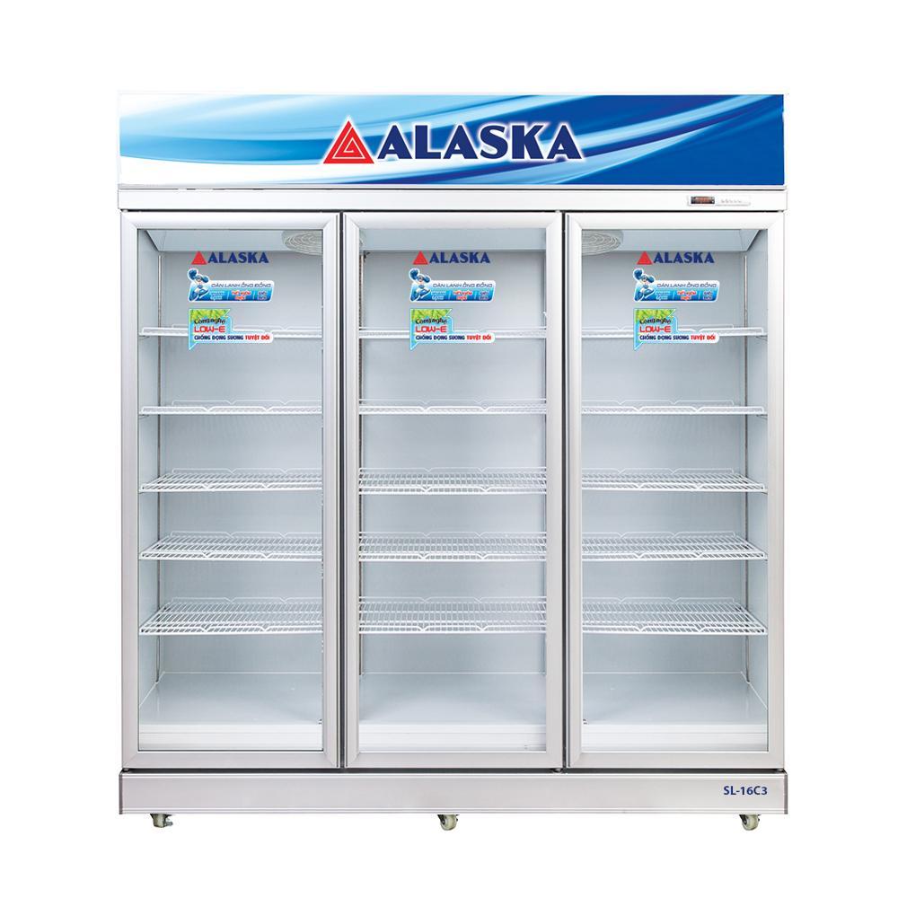Tủ Mát ALASKA 1600 Lít SL-16C3