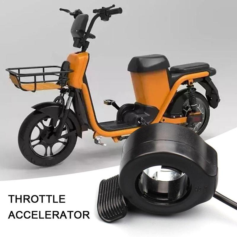 Throttle Accelerator Universal Scooter and Electric Bicycle Throttle Accelerator Speed Control Unit for Xiaomi Mijia M365