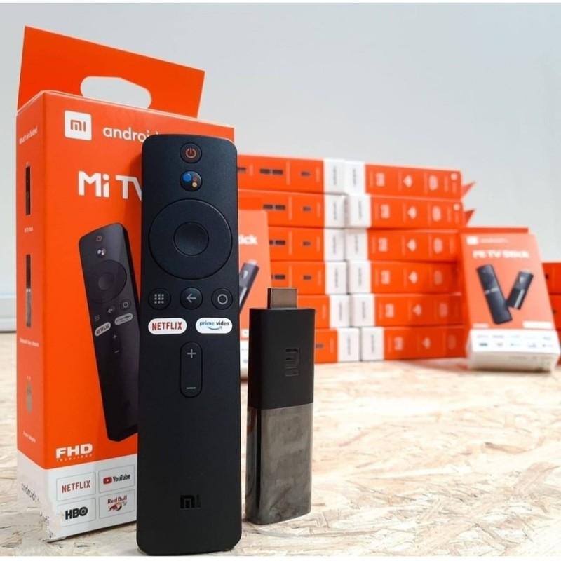 Bảng giá (Bản Quốc Tế) Xiaomi Mi TV Stick Android TV 9.0 Smart 2K HDR 1GB RAM 8GB ROM Bluetooth 4.2 TV Điều Khiển Từ Xa 5G Wifi Google Assistant Android TV Box S Smart TV Box - Mistore Việt Nam