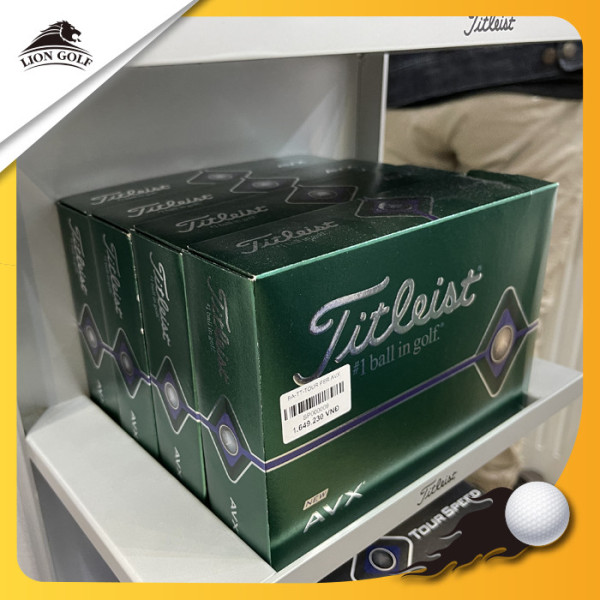 Bóng Golf TITLEIST 20 AVX DZ