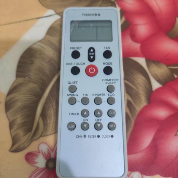 KHIỂN ĐIỀU HÒA TOSHIBA DÀI, tặng pin ankaline hsd 2026