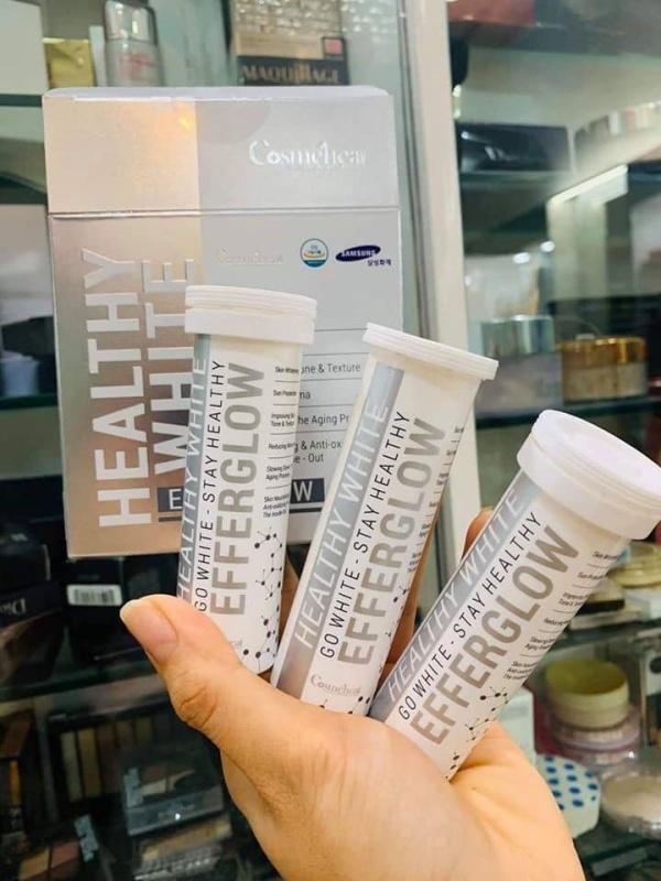 Cosmeheal Healthy White Efferglow nhập khẩu