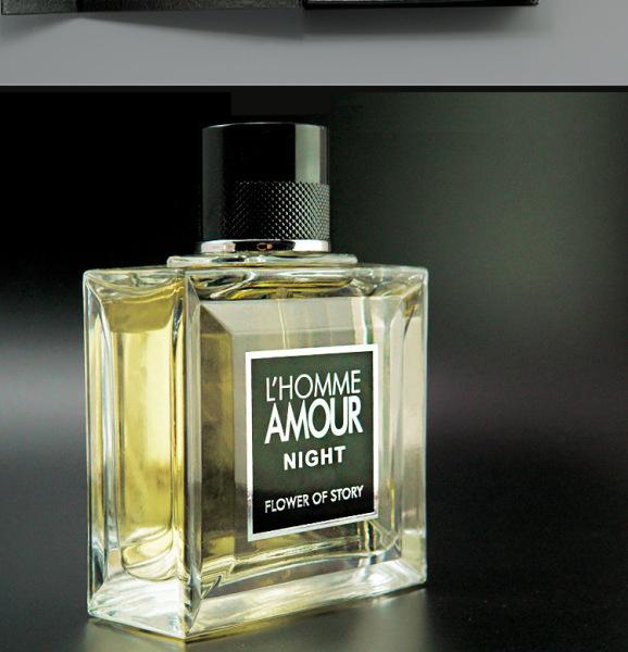 [SIÊU HOT 2020] Nước hoa nam 100ml, Nước hoa thơm lâu L'HOMME-AMOAR, Nước hoa nam cao cấp hương thơm mạnh mẽ cao cấp