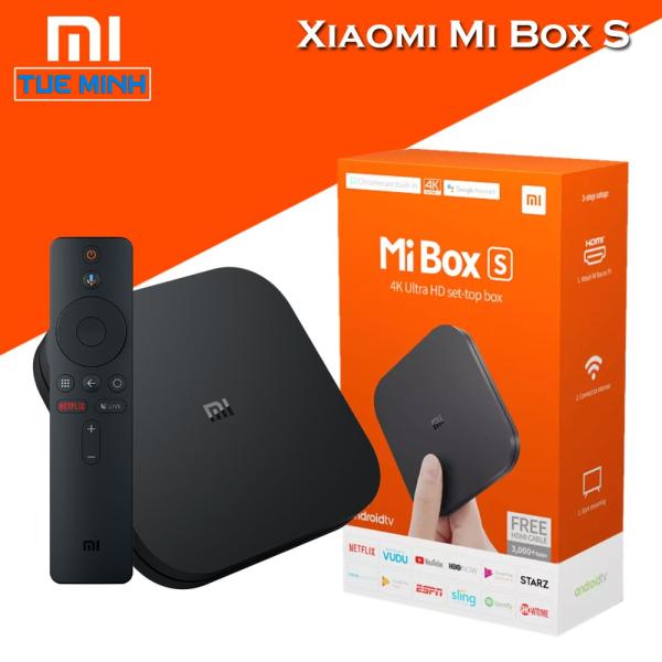 Bảng giá Android TV Box Xiaomi Mi Box S - Hàng chính hãng Digiworld phân phối